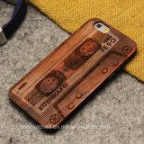 Alto grado de caja del teléfono móvil para el iPhone de madera 7