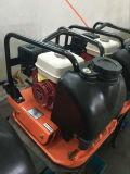 Compressor portátil da placa de vibração da gasolina