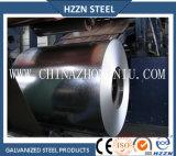 Bobina de aço galvanizada mergulhada quente de acordo com JIS G3302 SGCC