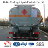 ディーゼル機関を搭載する25cbm FAWのユーロ3のペンタン石油の燃料のタンク車