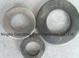 IMMERSION chaude galvanisant la rondelle plate d'ASTM F436