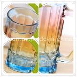 380ml сгущая цветастую чашку термостойкого стекла стекла пива