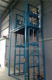Hydraulischer vertikaler Führungsleiste-Waren-Aufzug (SJD2-3.6)