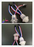 新製品LEDの点光源ライト1LEDsプログラム可能なRGB LEDライト