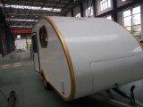Reboque de campista da caravana do projeto dos EUA para a venda