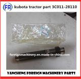 Pieza 3c011-28110 del alimentador de Kubota