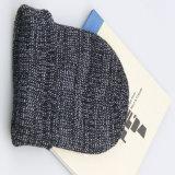 베레모, 유행 Headware가 Eco-Friendly 모자에 의하여, 남자 형식 베레모, 뜨개질을 했다