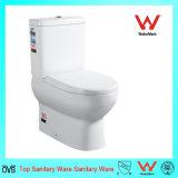 Waren van het Toilet van het porselein de Ceramische Sanitaire