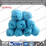Cubierta de tela no tejida desechable para sala limpia / visita