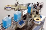 O PLC controla a máquina de etiquetas pequena do Shrink da luva do frasco