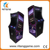 Классическая машина видеоигры Tron с 60 играми