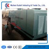 Тепловозным машина установленная трейлером конкретная нагнетая (HBT40D-1407)