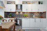 Gabinete de cozinha moderno da laca