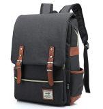 14 15 15.6 Zoll-Computer-Laptop-Notizbuch-Rucksack-Beutel-Kasten-Schule-Rucksack für Mann-Studentin