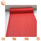 Tipo stuoia antiscorrimento del PVC S della moquette della prova dell'acqua in rullo