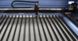 Preiswerter CNC-CO2 Laser-Scherblockengraver-Preis für Holz MDF