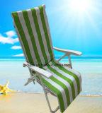Ocio, Silla de playa, de metal plegable plegable