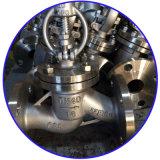 Válvula de globo del acero de molde de la clase 150 del API