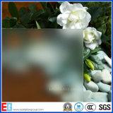 Clear&Tinted 산성 식각된 유리제 분사된 유리제 착색된 젖빛 유리 서리 또는 모래 분사 유리 어두운