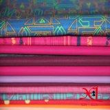 El 100% TPU de nylon C6 revestido impermeabiliza la tela para la chaqueta/el Windbreaker del invierno