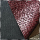 Imiated Genuine Leather Stone Textures for Shoes (S296100GH)