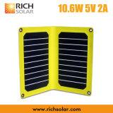 Mini gerador solar portátil do sistema de energia para o uso Home