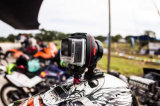 El más pequeño Smartphone Handheld barato Gimbal Estabilizador X1 solo 1 eje Gimbal de la cámara