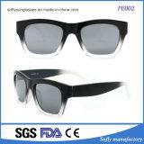Occhiali da sole del blocco per grafici di rettangolo Ce di stile e del certificato popolari della FDA