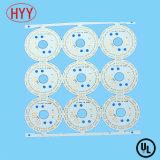 UL SGS van de LEIDENE van het Aluminium de Prijs van de Fabriek Raad van PCB met 2 Jaar van de Garantie (hyy-137)