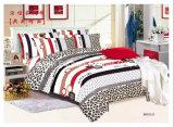 Venta al por mayor 50/50 32s de la fábrica polivinílica/conjuntos cómodos del lecho del hotel de lujo del algodón