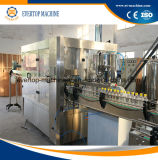 Máquina de engarrafamento automática cheia do refresco da máquina de enchimento da água Carbonated