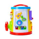 子供の変化の楽しみの城砦のプラスチック教育おもちゃ(H2035417)