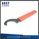 Высокий тип гаечный ключ крюка твердости гаечного ключа для держателя инструмента