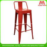 Metal industrial da venda quente que janta as cadeiras de aço da barra de Tolix