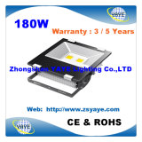 Luz quente do túnel do diodo emissor de luz do projector 200W do diodo emissor de luz da inundação Light/200W do diodo emissor de luz da aprovaçã0 200W do Sell Ce/RoHS de Yaye 18
