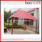 10 piedi dello zinco di strato termoresistente del tetto fatto in Cina