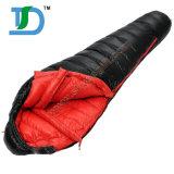 高品質の携帯用防水冬のキャンプの寝袋