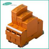 Dispositivo di protezione 2p DC1000V 20-40ka SPD dell'impulso del parascintille dell'impulso