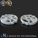 Rondella di ceramica della valvola dell'allumina/disco di ceramica