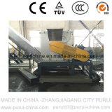 PE van pp de Machine van het Recycling van de Was van de Film (capaciteit 800-1000kg/Hr)