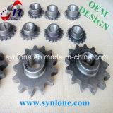 De mecanizado CNC y Generadora rueda de cadena