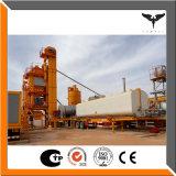 Planta móvil 2016 de la mezcla del asfalto de la maquinaria rápida y fácil de la instalación