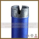 Профессиональные биты пустотелого сверла диаманта для бетона армированного Drilling