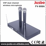 VHF Wireless Conference Singing Stage Sistema de som Microfone