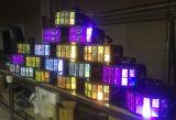 安い価格2X10Wのクリー語LED DJはライトを上演する