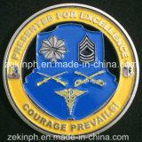 Pièce de monnaie bon marché faite sur commande d'enjeu, pièce de monnaie molle personnalisée en métal d'émail
