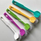 Пластичная щетка чистки кухни тарелки