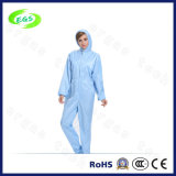 Coverall Cleanroom ESD с клобуком