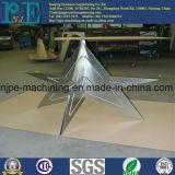 Украшение металла плакировкой цинка точности фабрики подгонянное поставкой
