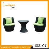 Freizeit-Salon-Innengarten-Möbel-Nichtstuer-Stuhl-Rattan-einzelnes Sofa-Set